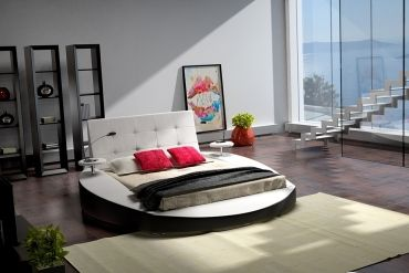 #Łóżko Venezia od #internumpolska - i możesz spać na okrągło :)