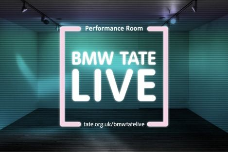 Join us online, for the launch of BMW Tate Live: Performance Room,  with a live-streaming of the first commission by Jérôme Bel.    Performance starts: 20.00 GMT, Thursday 22 March  	  	    	    	  	      > Visit BMW Tate Live: Performance Room