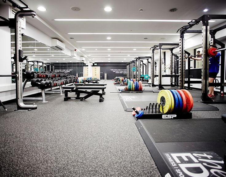 ESP Fitness customised Lifting Platforms, Power Racks and Weight Storage - ESP is the proud equipment supplier of the University of Leeds newly refurbished strength and conditioning and fitness facility, 'The Edge'; with 6 ESP Power Racks, 15 ESP Lifting