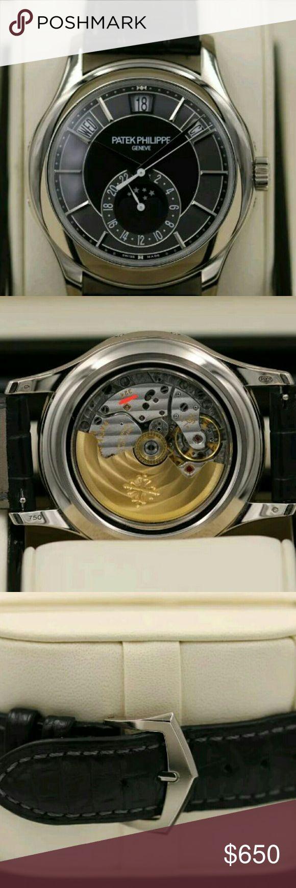 Patek phillippe very good watch. In very good condition. Patek Philippe Jewelry Bracelets