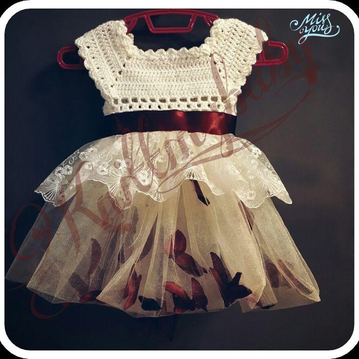 #bebekgiyim #bebekelbisesi #elorgusubutik #elörgüsü #elbiseler #kızelbise #mevlütelbisesi #tutu #dügün #doğumgünü #dogumgunu #siparisalinir