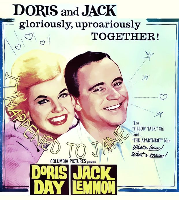 The Films of Doris Day - It Happened to Jane