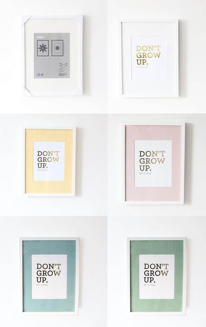 17 best ideas about ikea frames on pinterest entryway. Black Bedroom Furniture Sets. Home Design Ideas