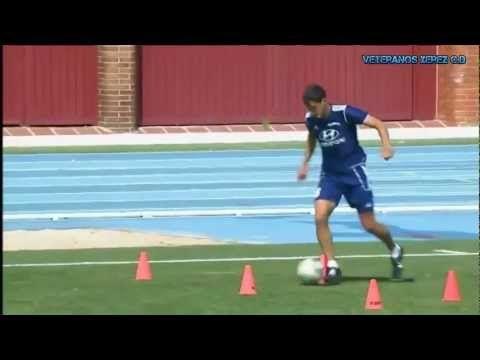 VXCD-Circuito técnico de habilidad con balón. - YouTube