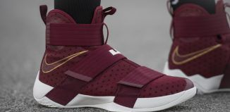 Nike LeBron Soldier X 'Christ The King'
