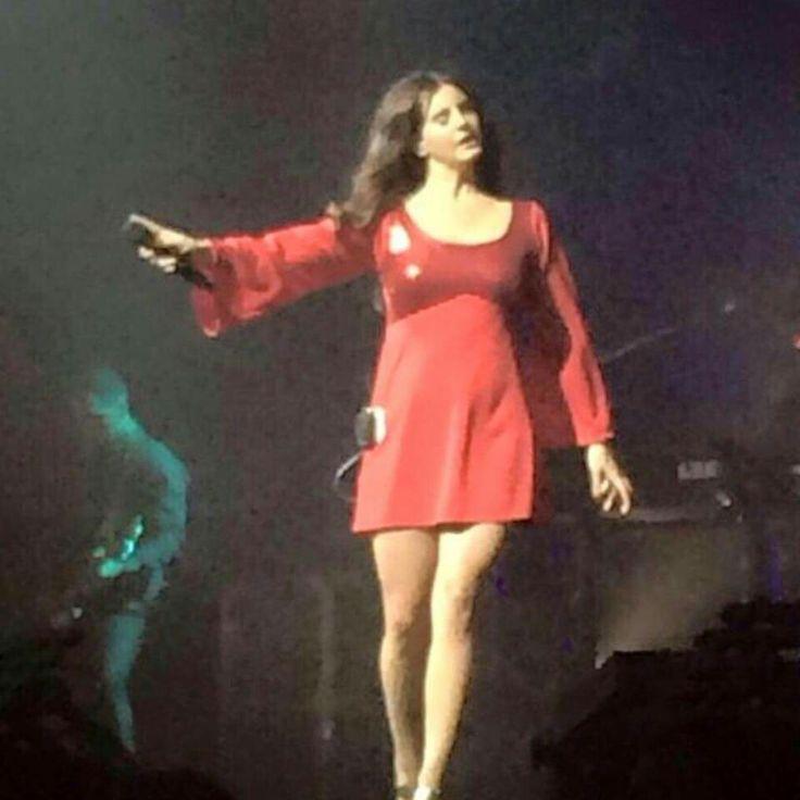Lana Del Rey The endless summer tour