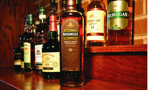 Bushmills 16 Year Single Malt http://www.menshealth.com/nutrition/best-irish-whiskey/slide/12