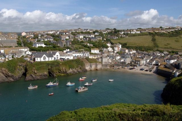 (PHOTO: Rex)  Travel quiz: Can you name Britain's famous TV locations?   13 - Which comedy drama about a tactless doctor is set in this pretty fishing village in England's South West?
