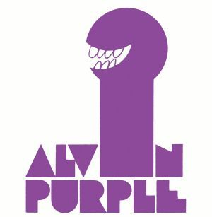 Alex Stitt's design for the Alvin Purple films.