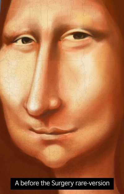Nosalisa close-up [Mohamed Sami] (Gioconda / Mona Lisa)