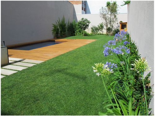 M s de 25 ideas incre bles sobre paisajismo de patio for Jardines naturales pequenos