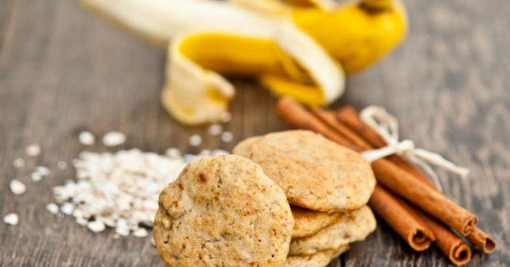 Печенье из двух ингредиентов