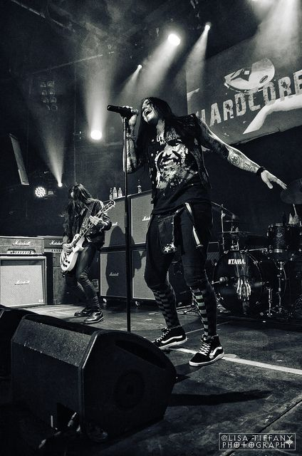 Hardcore Superstar ©LisaTiffanyPhotography www.soundshootermusic.com www.facebook.com/LisaTiffanyPhotography