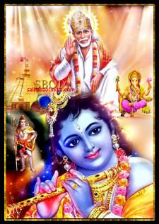 shirdi-sai-baba-sri-krishna-bansuriwala-shiva-ganesha-indian-gods