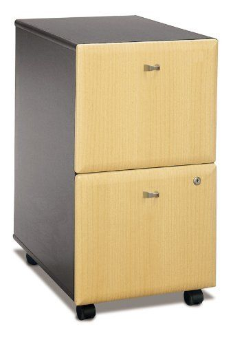 Bush Series A Vertical File Cabinet   2 Drawer   Space Efficient, The Bush  Series A Vertical Filing Cabinet   2 Drawer Provides An Organized Space For  Your ...