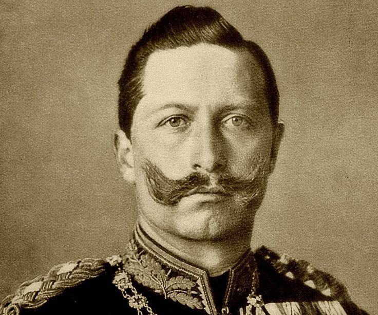 This is Kaiser Wilhelm ll. He was another leader of the triple alliance. He was also the last German Emperor and King of Prussia.