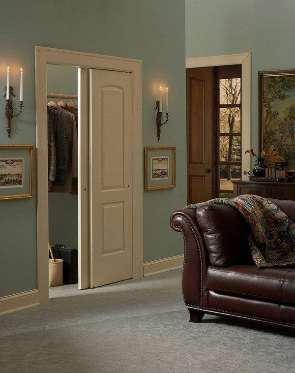 small space doors space saving closet designs