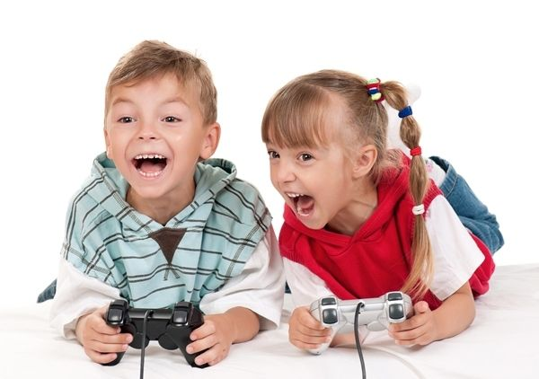 Are Computer & Console Games 'Healthy' For Our Children? The Surprising Facts! #healthychildren #consolegames www.behealthy4life.com.au