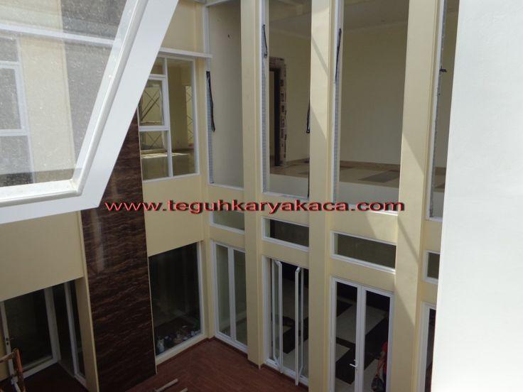 kusen aluminium dan daun jendela aluminium