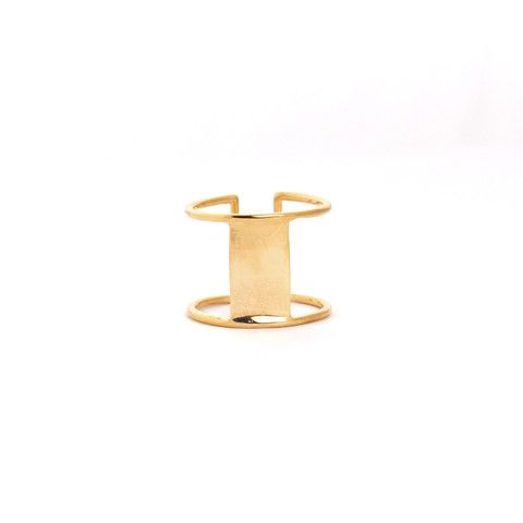 Talulah Ring Gold - WINBERG