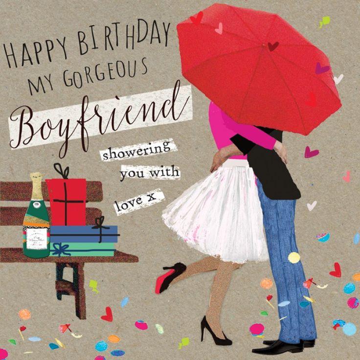 Birthday Boyfriend