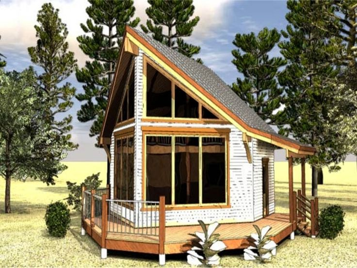 Exciting Tiny Houses Plans With Loft Images - Ideas House Design