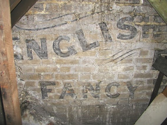 Dont ever paint over these beautiful ghost signs