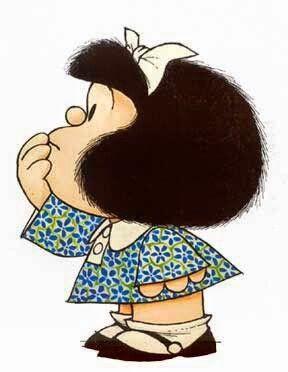 Cómics con Mafalda