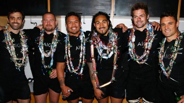 All Blacks selector Grant Fox says the departing players have all left the black jersey in a better place after impressive careers.