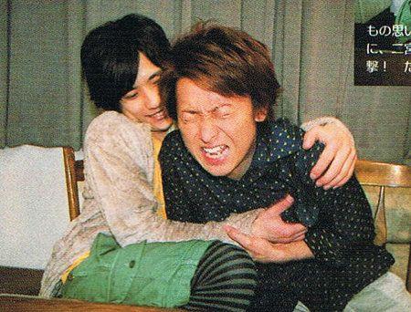 OhMiya: Ohno Satoshi and Ninomiya Kazunari, Arashi #4