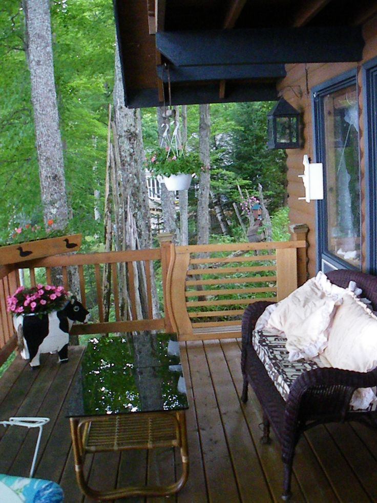 1000 Images About Cottage Decks On Pinterest The