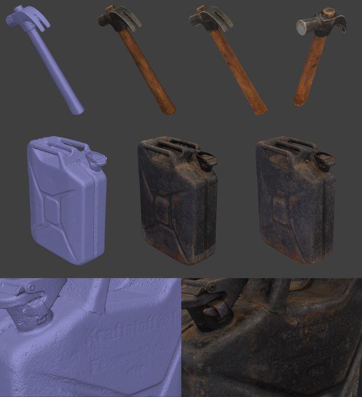 3D scan | Kanistra studio