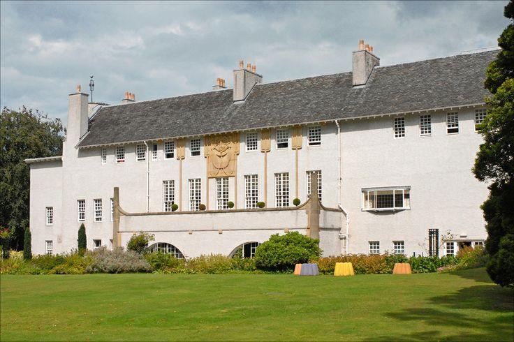 House for an art lover, Charles Rennie Mackintosh