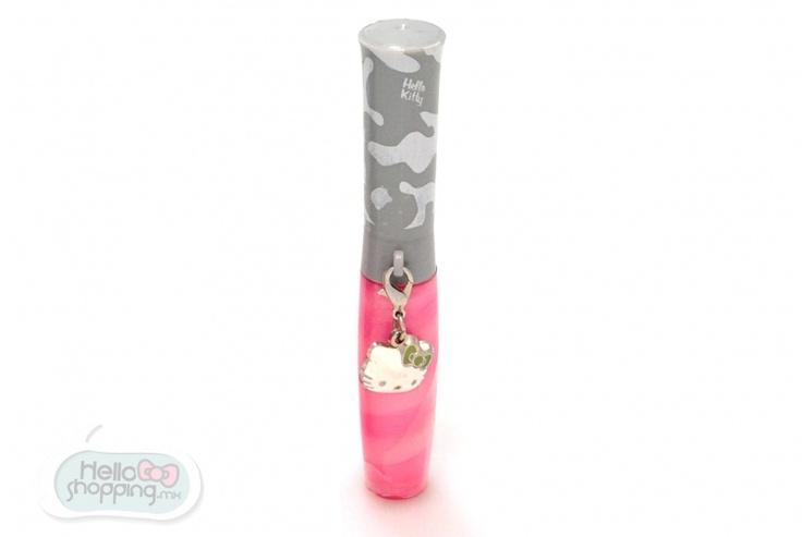 Hello Kitty Gloss: Army Rosa $199.00 Contiene 13.3ml