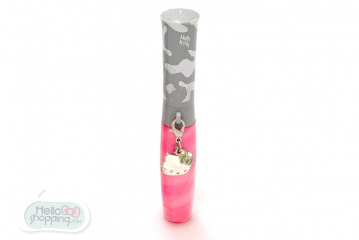 Hello Kitty Gloss: Army Rosa $199.00 Contiene 13.3ml