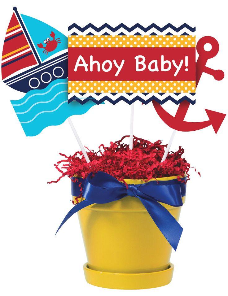3 stecchini decorativi tema marinaio su VegaooParty, negozio di articoli per feste. Scopri il maggior catalogo di addobbi e decorazioni per feste del web,  sempre al miglior prezzo!