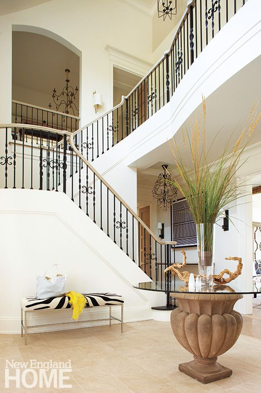 Contemporary Foyer Uk : Best staircases and entryways images on pinterest