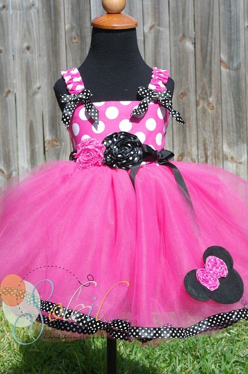 11 best Minnie Mouse Birthday Dreams images on Pinterest | Minnie ...