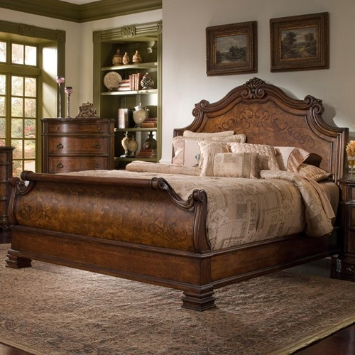 Torricella King Sleigh Bed by Fairmont Designs   Baer s Furniture   Sleigh  Bed Miami  Ft. 52 best My future home images on Pinterest   Clearwater florida