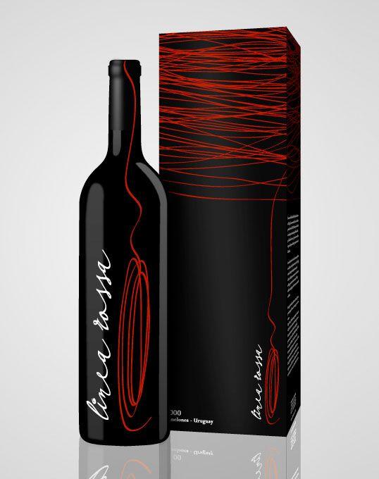 M :: Linea Rossa #packaging