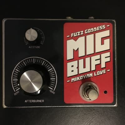 fuzz goddess mig buff 2016 big muff in 2019 guitar pedals fuzz pedalboard. Black Bedroom Furniture Sets. Home Design Ideas