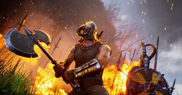 Rune: Ragnarok gives us a glimpse of its hack-and-slashing combat
