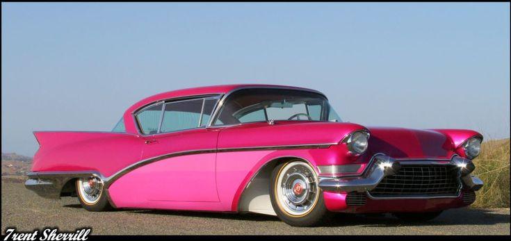 The O'Dell's 57 kustom Cadillac Eldorado  Photo Trent Sherrill