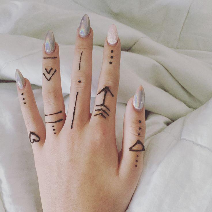 Hand Tattoo Ideen Kleine Tattoo Motive An