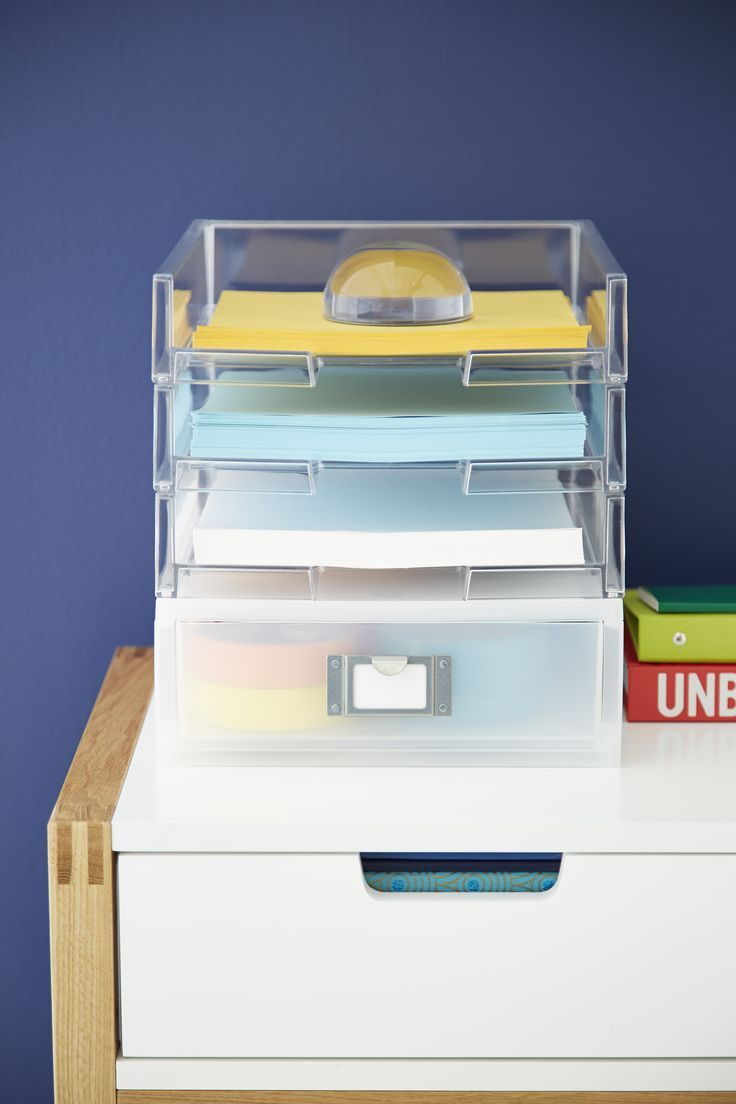 From The Container Store · Combine Like It® And Clear Acrylic Collections  For A Frosted And Clear Style Sure
