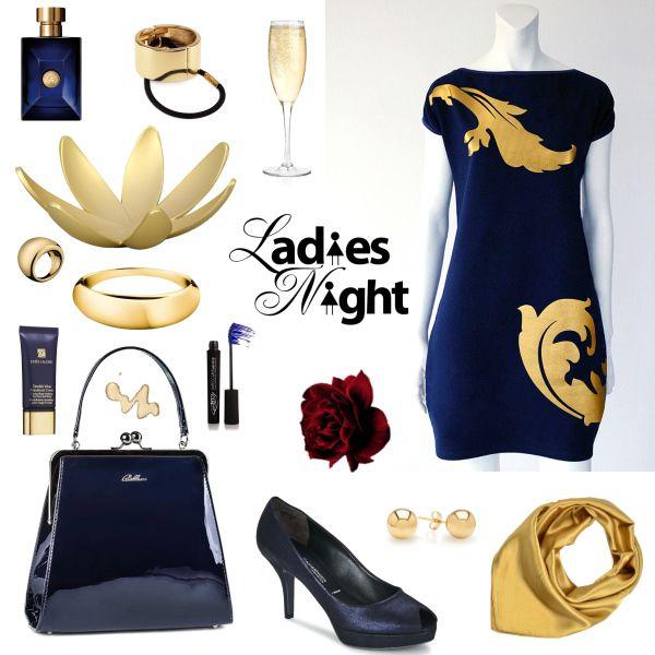 Ladies Night - Smart Dress Baroque www.slupik.cz