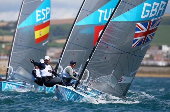 Olympics Day 2 - Sailing