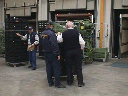 Inslagcontrole CBL-fust: tellen en mate gesorteerdheid bij HABE-depots  zie www.HB-cRc.com