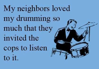#lol at least violinists don't have this problem except maybe in hotels...