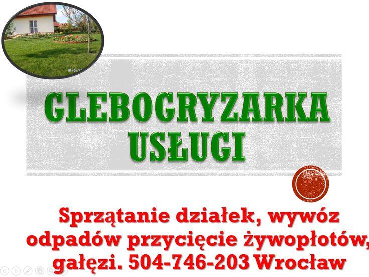 Przekopanie działki, przekopanie ogródka, cena tel 504-746-203. Usługi kopanie na działki i ogrodu. Bezpłatna wycena. Wrocław i okolice.